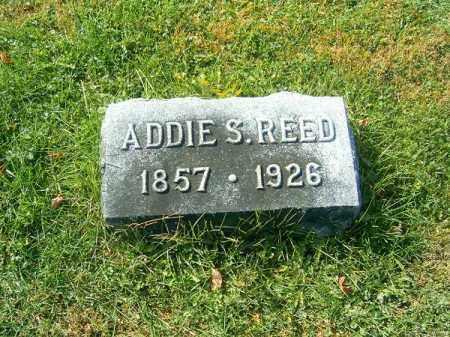 REED, ADDIE   S - Clermont County, Ohio   ADDIE   S REED - Ohio Gravestone Photos