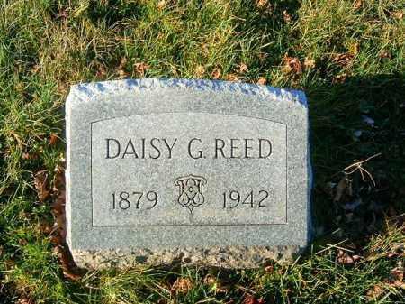 REED, DAISY  G - Clermont County, Ohio | DAISY  G REED - Ohio Gravestone Photos