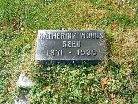 REED, KATHERINE - Clermont County, Ohio   KATHERINE REED - Ohio Gravestone Photos