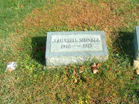 SHINKLE, J  RUSSELL - Clermont County, Ohio | J  RUSSELL SHINKLE - Ohio Gravestone Photos