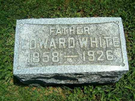 WHITE, EDWARD - Clermont County, Ohio   EDWARD WHITE - Ohio Gravestone Photos