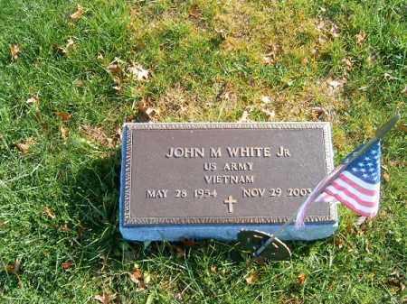 WHITE, JOHN  M JR - Clermont County, Ohio   JOHN  M JR WHITE - Ohio Gravestone Photos