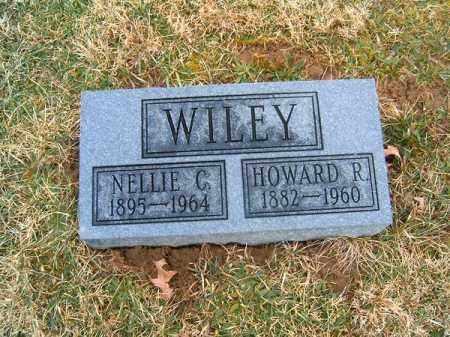 WILEY, NELLIE  C - Clermont County, Ohio | NELLIE  C WILEY - Ohio Gravestone Photos