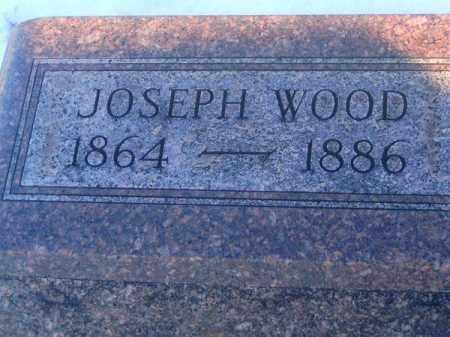 WOOD, JOSEPH - Clermont County, Ohio   JOSEPH WOOD - Ohio Gravestone Photos