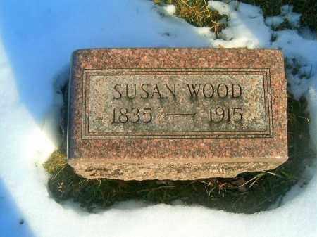 WOOD, SUSAN - Clermont County, Ohio | SUSAN WOOD - Ohio Gravestone Photos