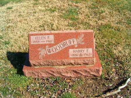 WOODRUFF, HARRY  E - Clermont County, Ohio | HARRY  E WOODRUFF - Ohio Gravestone Photos