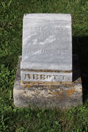 ABBOTT, SUSIE MAY - Clinton County, Ohio | SUSIE MAY ABBOTT - Ohio Gravestone Photos