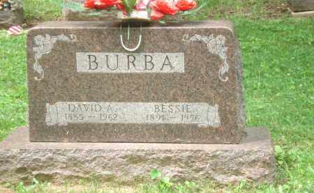 BURBA, DAVID - Clinton County, Ohio | DAVID BURBA - Ohio Gravestone Photos