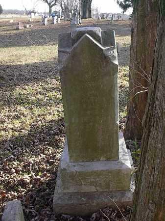 HUFFMAN, MARY - Clinton County, Ohio | MARY HUFFMAN - Ohio Gravestone Photos