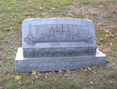 ALEY, WILLIAM - Columbiana County, Ohio | WILLIAM ALEY - Ohio Gravestone Photos