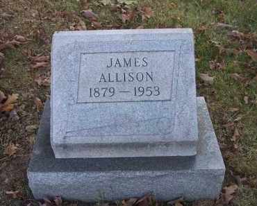 ALLISON, JAMES - Columbiana County, Ohio   JAMES ALLISON - Ohio Gravestone Photos