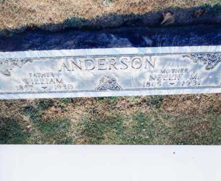 MCCASKEY ANDERSON, NELLIE - Columbiana County, Ohio | NELLIE MCCASKEY ANDERSON - Ohio Gravestone Photos