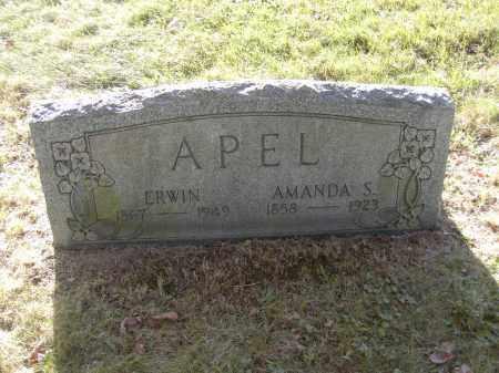 APEL, AMANDA S. - Columbiana County, Ohio | AMANDA S. APEL - Ohio Gravestone Photos