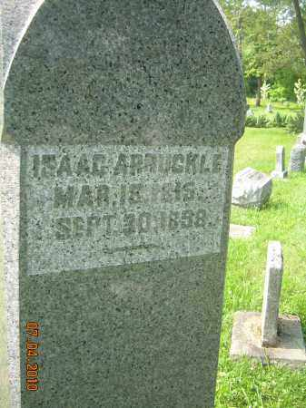 ARBUCKLE, ARTHUR - Columbiana County, Ohio | ARTHUR ARBUCKLE - Ohio Gravestone Photos