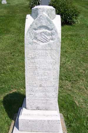 WILL ASPEY, SOPHIA J. - Columbiana County, Ohio | SOPHIA J. WILL ASPEY - Ohio Gravestone Photos