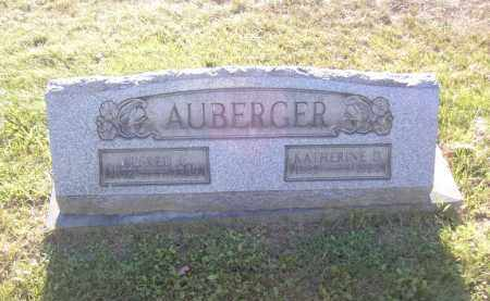 AUBERGER, ALFRED C. - Columbiana County, Ohio | ALFRED C. AUBERGER - Ohio Gravestone Photos