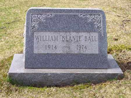 BALL, WILLIAM - Columbiana County, Ohio   WILLIAM BALL - Ohio Gravestone Photos