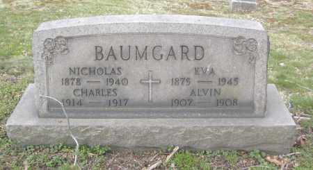 BAUMGARD, EVA - Columbiana County, Ohio | EVA BAUMGARD - Ohio Gravestone Photos