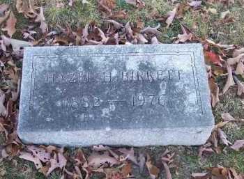 BIRKETT, HAZEL H. - Columbiana County, Ohio | HAZEL H. BIRKETT - Ohio Gravestone Photos