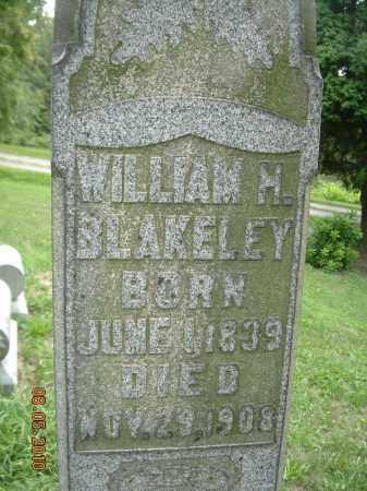 BLAKELEY, WILLIAM H - Columbiana County, Ohio   WILLIAM H BLAKELEY - Ohio Gravestone Photos