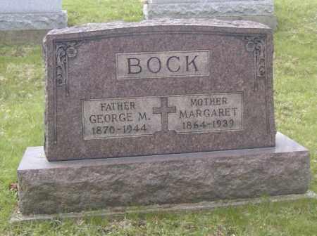 BOCK, MARGARET - Columbiana County, Ohio   MARGARET BOCK - Ohio Gravestone Photos