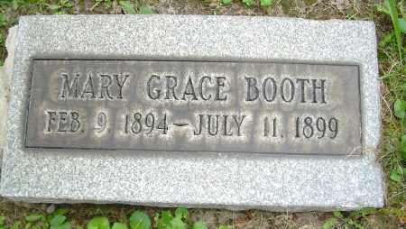 BOOTH, MARY GRACE - Columbiana County, Ohio | MARY GRACE BOOTH - Ohio Gravestone Photos