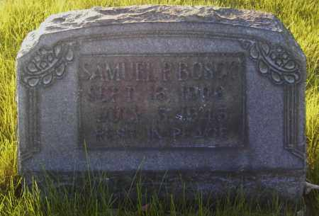 BOSCO, SAMUEL P. - Columbiana County, Ohio | SAMUEL P. BOSCO - Ohio Gravestone Photos