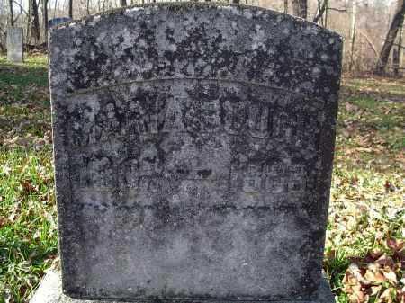 BOUGH, MARIAH - Columbiana County, Ohio | MARIAH BOUGH - Ohio Gravestone Photos