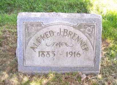 BRENNER, ALFRED - Columbiana County, Ohio | ALFRED BRENNER - Ohio Gravestone Photos