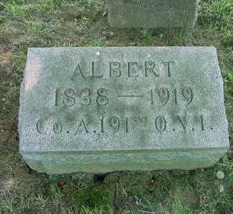BRENNER, ALBERT - Columbiana County, Ohio | ALBERT BRENNER - Ohio Gravestone Photos