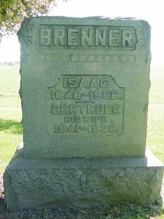 ESTRICK BRENNER, GERTRUDE - Columbiana County, Ohio | GERTRUDE ESTRICK BRENNER - Ohio Gravestone Photos