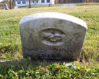 BRENNER, JOHN - Columbiana County, Ohio   JOHN BRENNER - Ohio Gravestone Photos