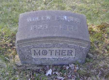 BROWN, HELEN - Columbiana County, Ohio | HELEN BROWN - Ohio Gravestone Photos