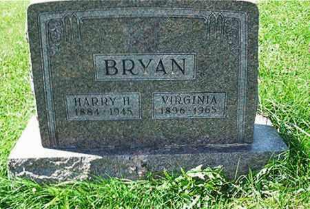 BRYAN, HARRY H. - Columbiana County, Ohio | HARRY H. BRYAN - Ohio Gravestone Photos