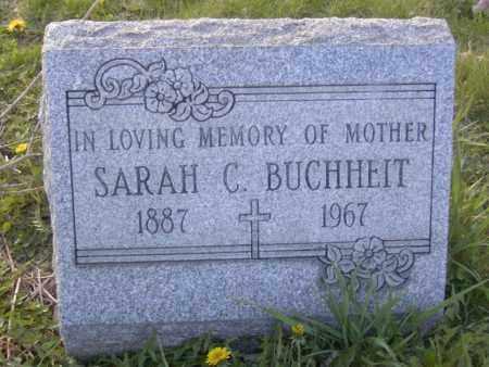 BUCHHEIT, SARAH C. - Columbiana County, Ohio | SARAH C. BUCHHEIT - Ohio Gravestone Photos