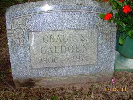 CALHOUN, GRACE S - Columbiana County, Ohio | GRACE S CALHOUN - Ohio Gravestone Photos