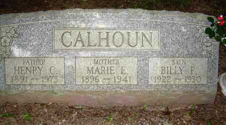 CALHOUN, BILLY P - Columbiana County, Ohio | BILLY P CALHOUN - Ohio Gravestone Photos