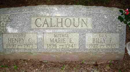 CALHOUN, MARIE E - Columbiana County, Ohio | MARIE E CALHOUN - Ohio Gravestone Photos