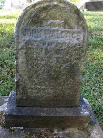 CAMPBELL, JOHN WALLACE - Columbiana County, Ohio | JOHN WALLACE CAMPBELL - Ohio Gravestone Photos