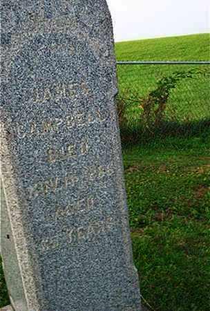 CAMPBELL, JAMES - Columbiana County, Ohio | JAMES CAMPBELL - Ohio Gravestone Photos