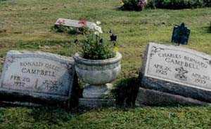 CAMPBELL, CHARLES BERNARD - Columbiana County, Ohio | CHARLES BERNARD CAMPBELL - Ohio Gravestone Photos