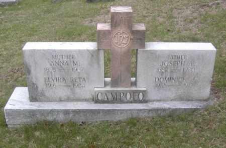 CAMPOLO, ELVIRA RETA - Columbiana County, Ohio | ELVIRA RETA CAMPOLO - Ohio Gravestone Photos