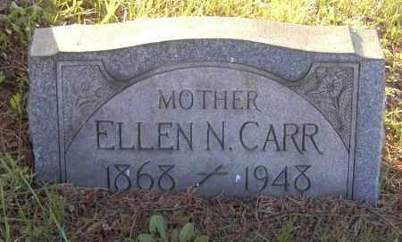 CARR, ELLEN N. - Columbiana County, Ohio   ELLEN N. CARR - Ohio Gravestone Photos