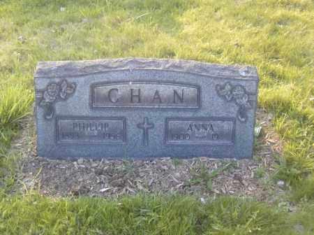 CHAN, PHILLIP - Columbiana County, Ohio | PHILLIP CHAN - Ohio Gravestone Photos