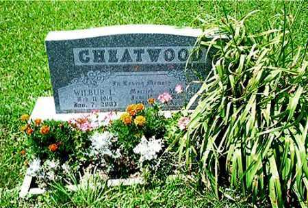 CHEATWOOD, MARTHA J. - Columbiana County, Ohio | MARTHA J. CHEATWOOD - Ohio Gravestone Photos