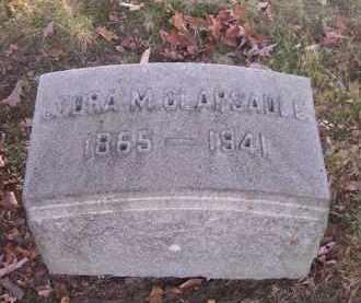 CLAPSADLE, LEORA M. - Columbiana County, Ohio | LEORA M. CLAPSADLE - Ohio Gravestone Photos