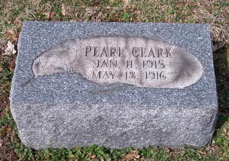 CLARK, PEARL - Columbiana County, Ohio | PEARL CLARK - Ohio Gravestone Photos