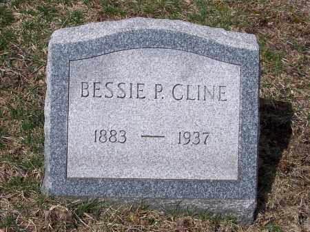 CLINE, BESSIE P. - Columbiana County, Ohio   BESSIE P. CLINE - Ohio Gravestone Photos