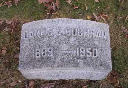 COCHRAN, DANKS G. - Columbiana County, Ohio | DANKS G. COCHRAN - Ohio Gravestone Photos