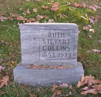 COLLINS, RUTH - Columbiana County, Ohio | RUTH COLLINS - Ohio Gravestone Photos